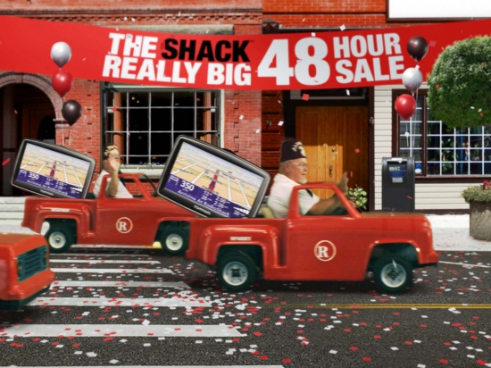 Shack 48 Hour Sale