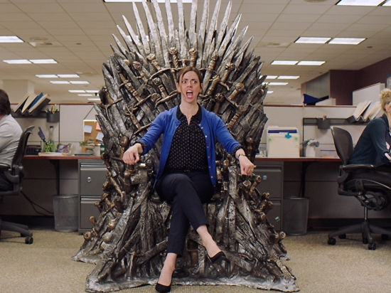 AT&T Own the Throne